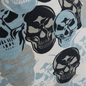 Luk S kul Shirts - Mens SKULL PULL OVER CARDIGAN